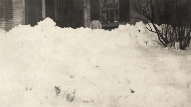 The big snow of 1917-1918
