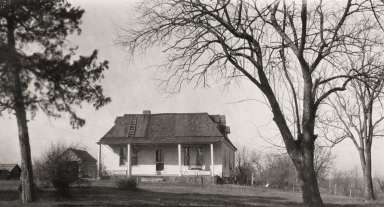 Eden's Hill, home of John William and Laura A Bell