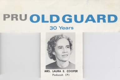 Laura Griffith Cooper celebrates 30 years with Prudential Insurance Company