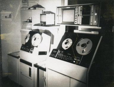 Station videotape machines