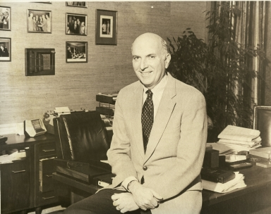WPSD President Fred Paxton