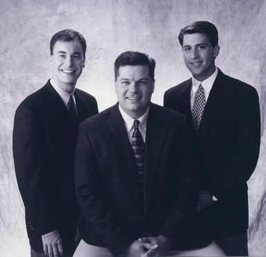 Sports personnel Dan Phillips, Dave Winder, Seth Kaplan