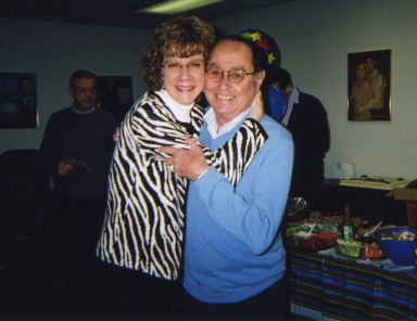 Etta Smith and Bob Swisher