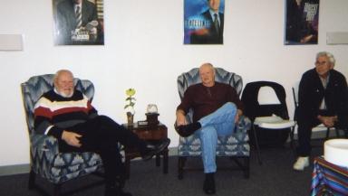 Mike Swift, Robert Croft and Jay Thweatt