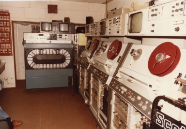 Station videotape equipment