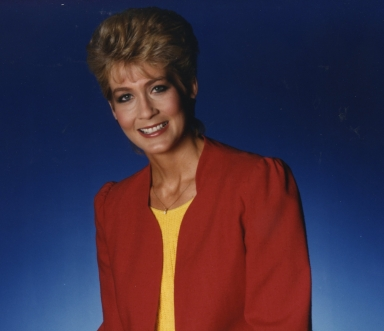 News anchor Dianne Anderson