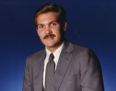 News anchor/weatherman Sam Champion