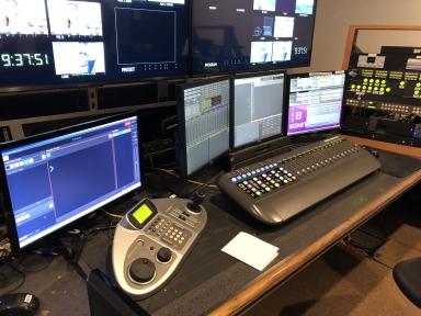 Station control room