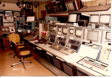 Station control room