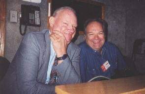 Directors Don Alvey and Glen Brown