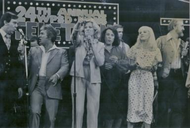 Closing of 1981 WPSD/Lion's Club Telethon of Stars