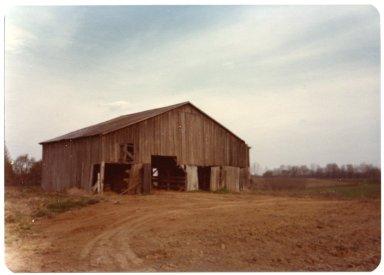 John H. Dowdy Barn