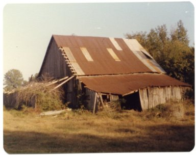 Unknown Barn