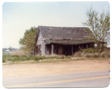 Old Grocery at Ragland, KY