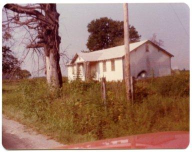 Old Ragland School