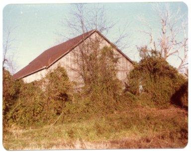 Barn on the Heady Farm