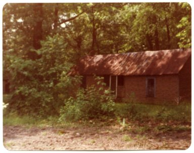 Front of Charlie Halls Old Homeplace