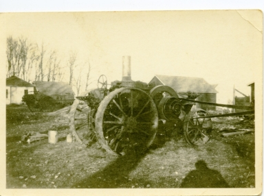 Farm and Steam Tractor