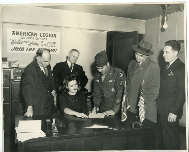 American Legion Service Office