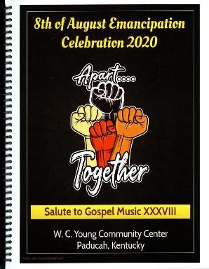 8th of August Emancipation Celebration 2020 Program