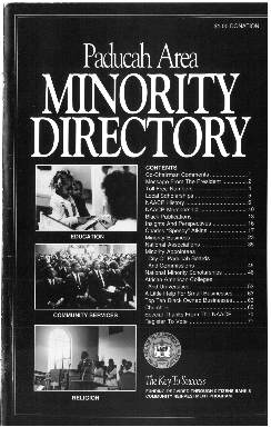 Paducah Area Minority Directory
