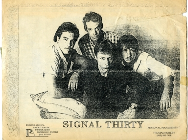 Signal Thirty Promotional Photograph