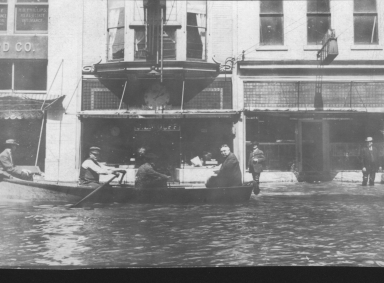 Rowing By Wolfe's