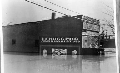 L. F. Hugg Druggist