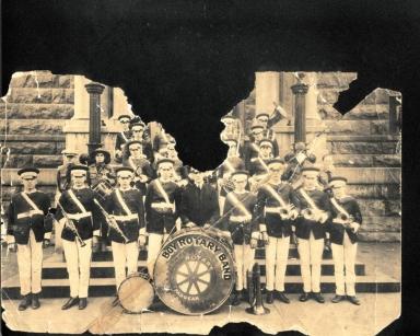 Rotary Boy Band