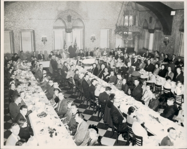 Banquet at the Cobb