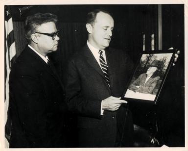 Bill Powell and Ned Breathitt