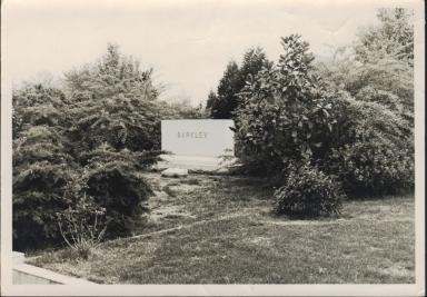 Alben Barkley's Grave