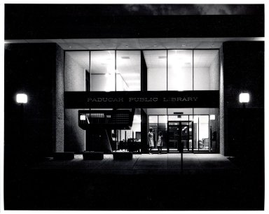 Evening at the Paducah Public Library