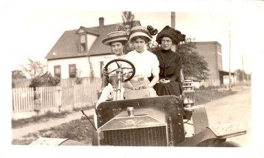 Paducah Scene 1910