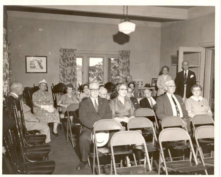 Carnegie Library Investors Meeting