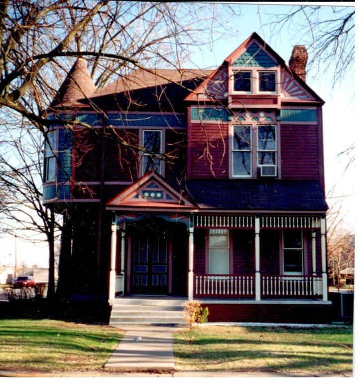 House at 802 Jefferson, Paducah, KY