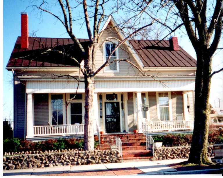 House at 914 Jefferson St., Paducah