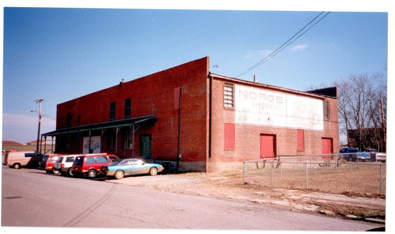 Building at SWC 2nd and Washington