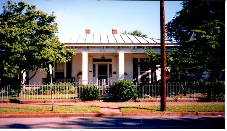 Alben W. Barkley Museum