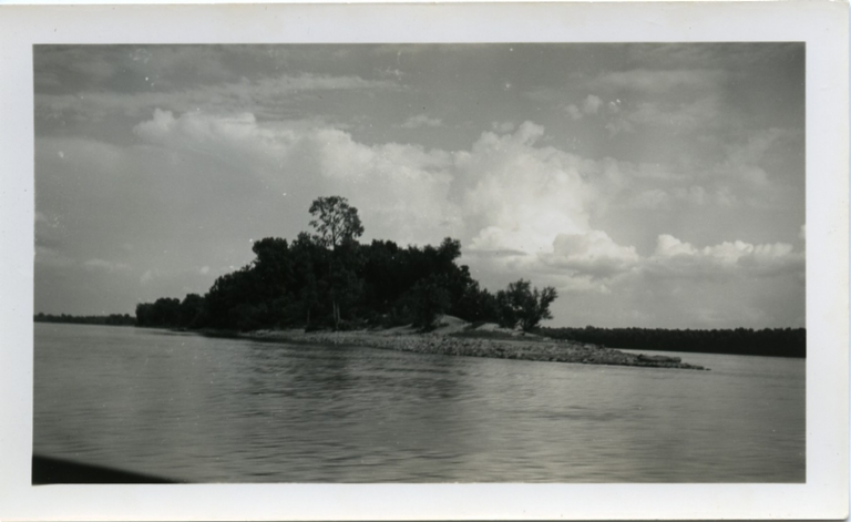 Livingston Point from the Ohio