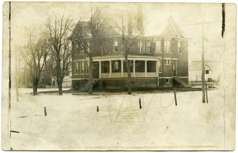 Metzger House
