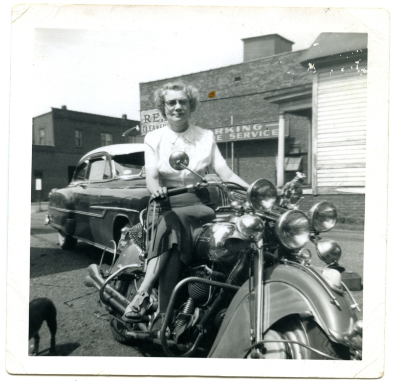 Lucille on the Indian