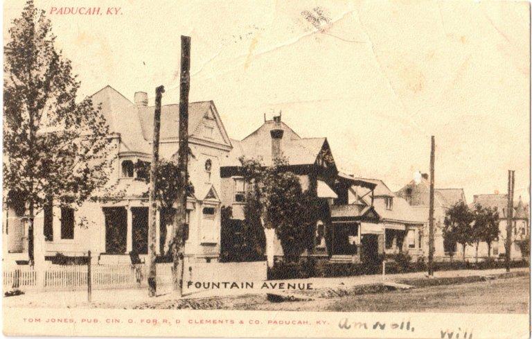 Fountain Avenue, Paducah, KY