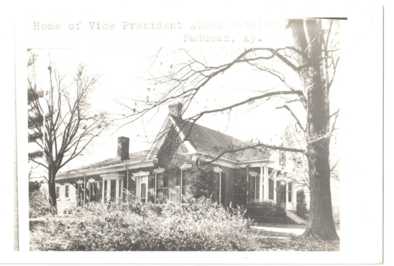 Home of Vice President Alben Barkley, Paducah, KY