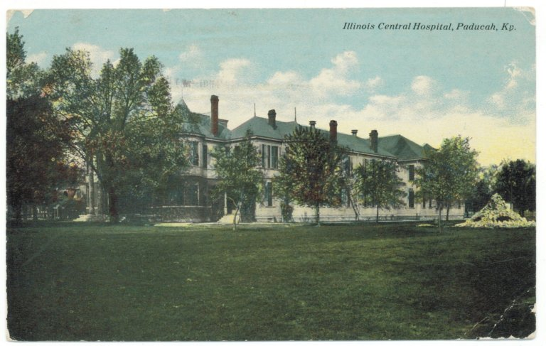 Illinois Central Hospital, Paducah, Ky.
