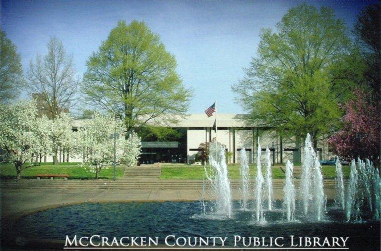 MCCRACKEN COUNTY PUBLIC LIBRARY