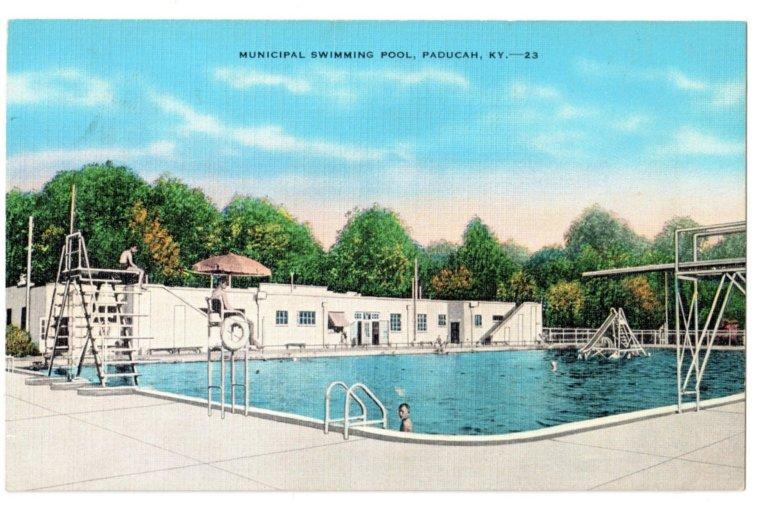 Municipal Swimming Pool, Paducah, KY - 23