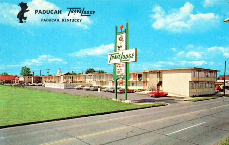 Paducah, Travelodge, Paducah, Kentucky