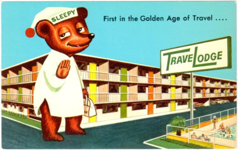 First in the Golden Age of Travel - TraveLodge