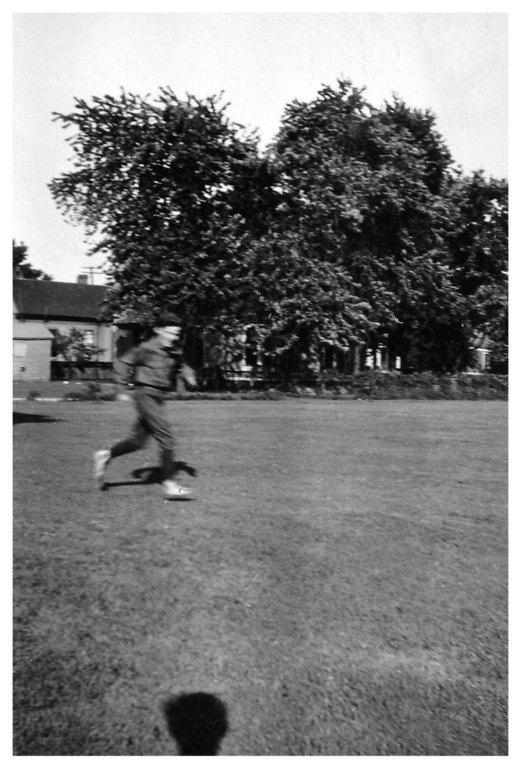 (Untitled) [Ralph Martin? Running]